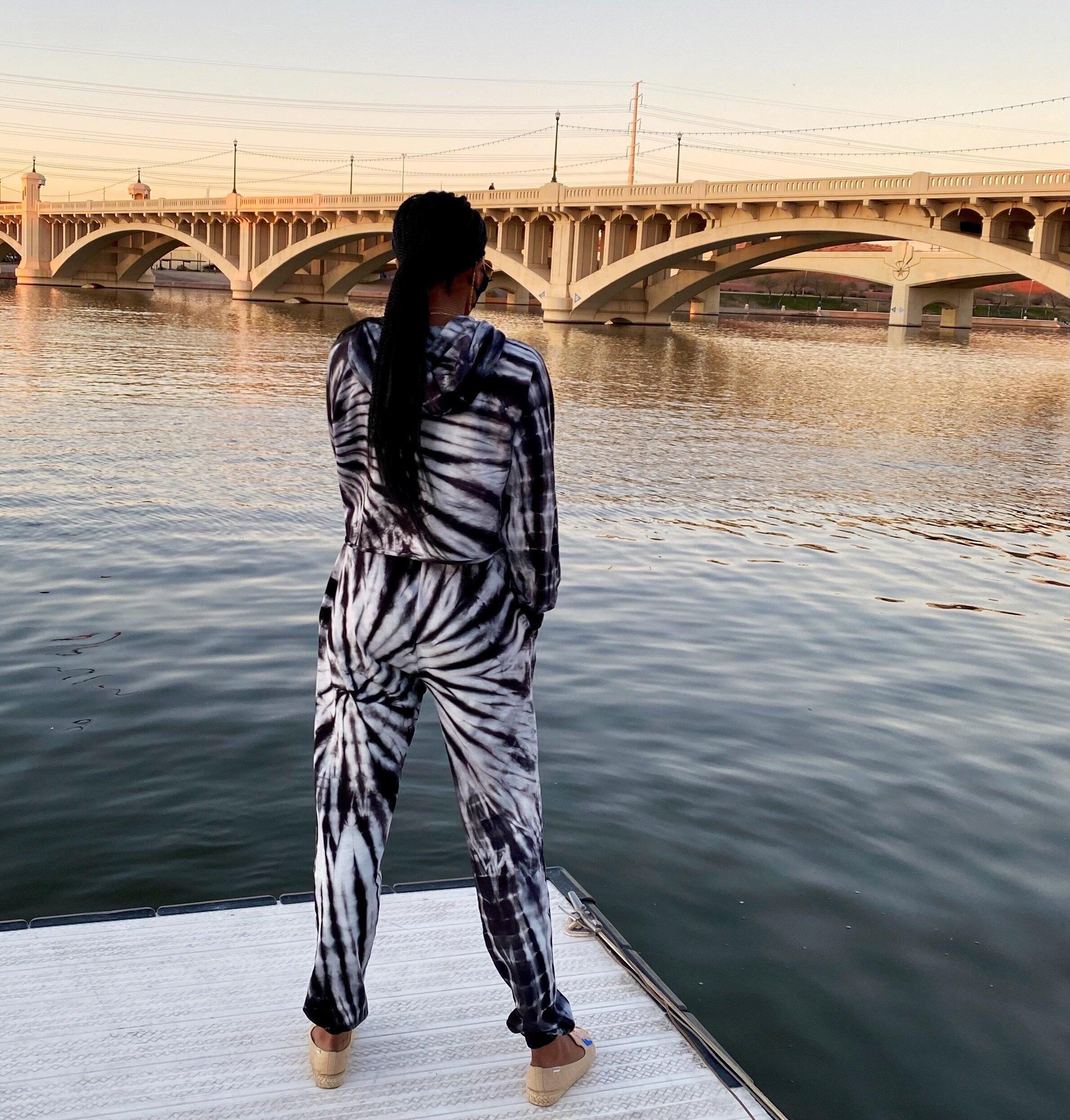 Sunset+at+Tempe+Town+Lake