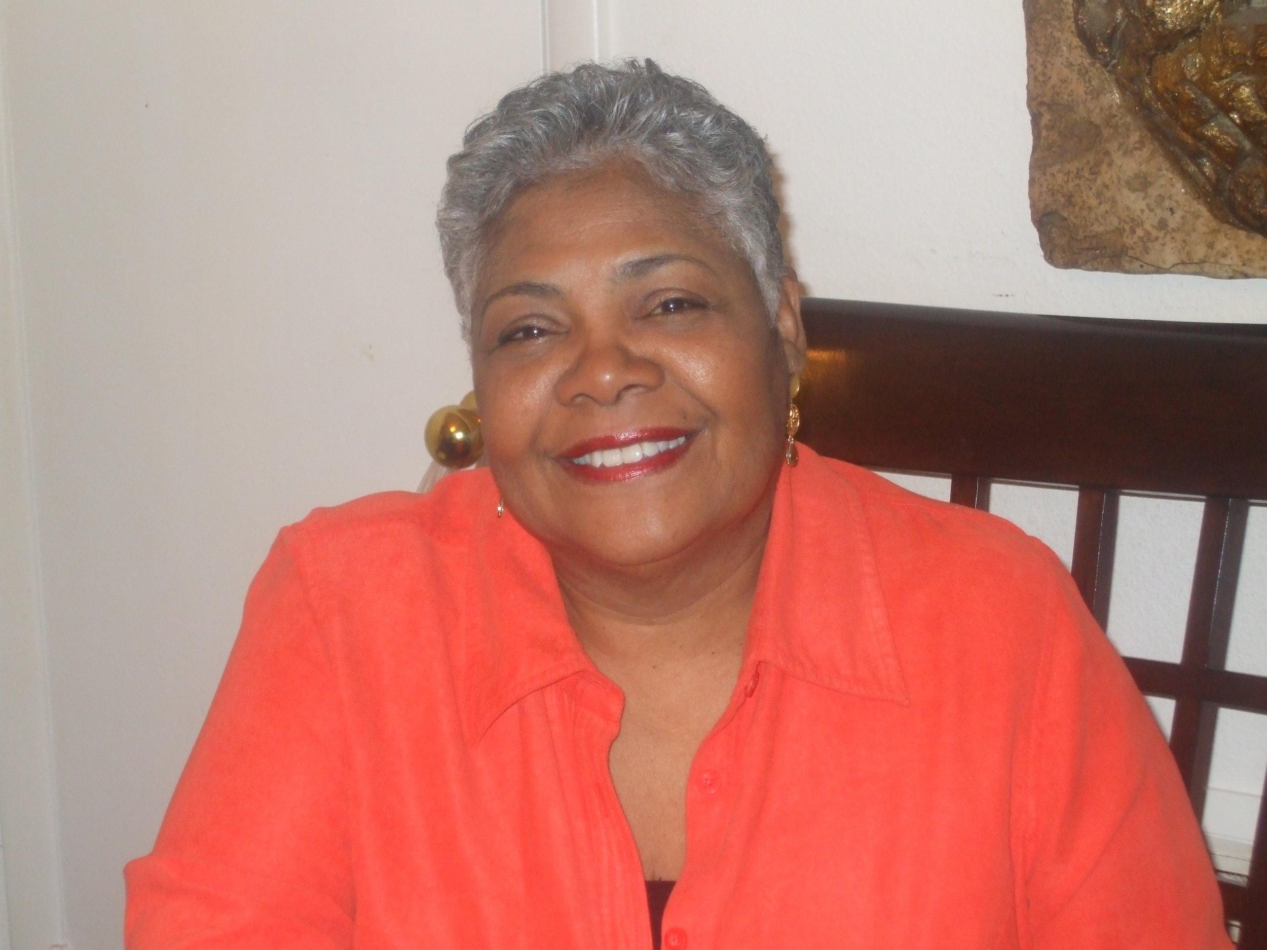 Eunice M. Cole Falls, Class of '70