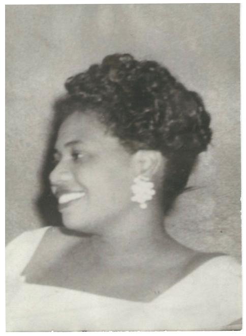 Raphael's mother, Ralphael Harris