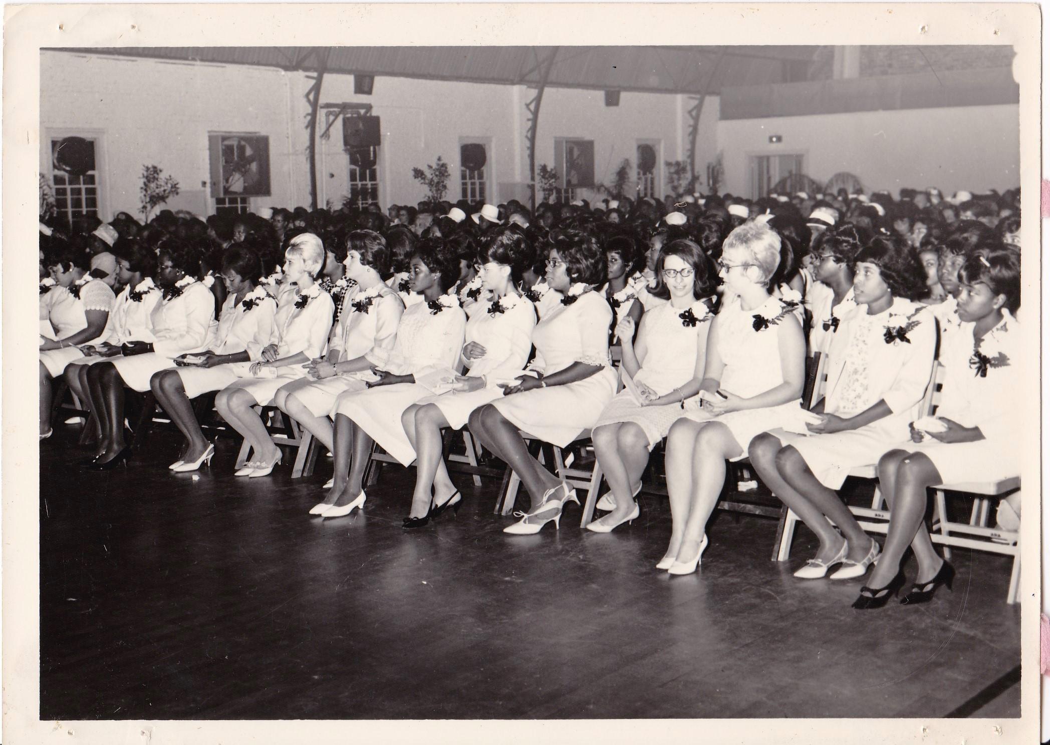 '66 Graduation Class