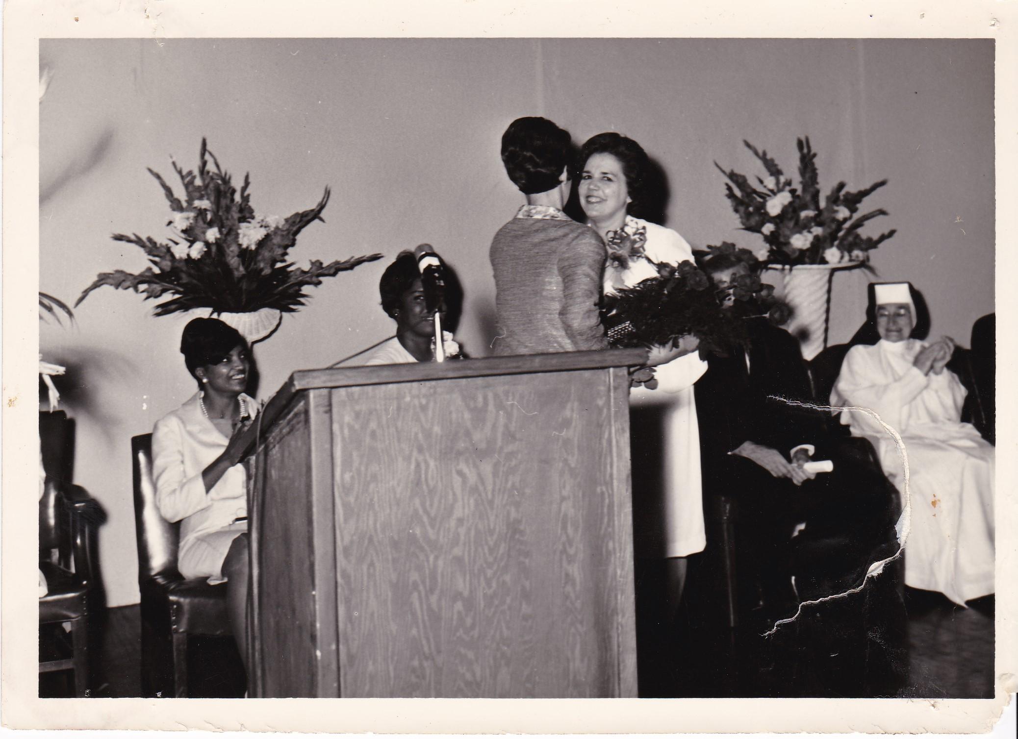'66 Sharon Rodi and Alice Geoffray