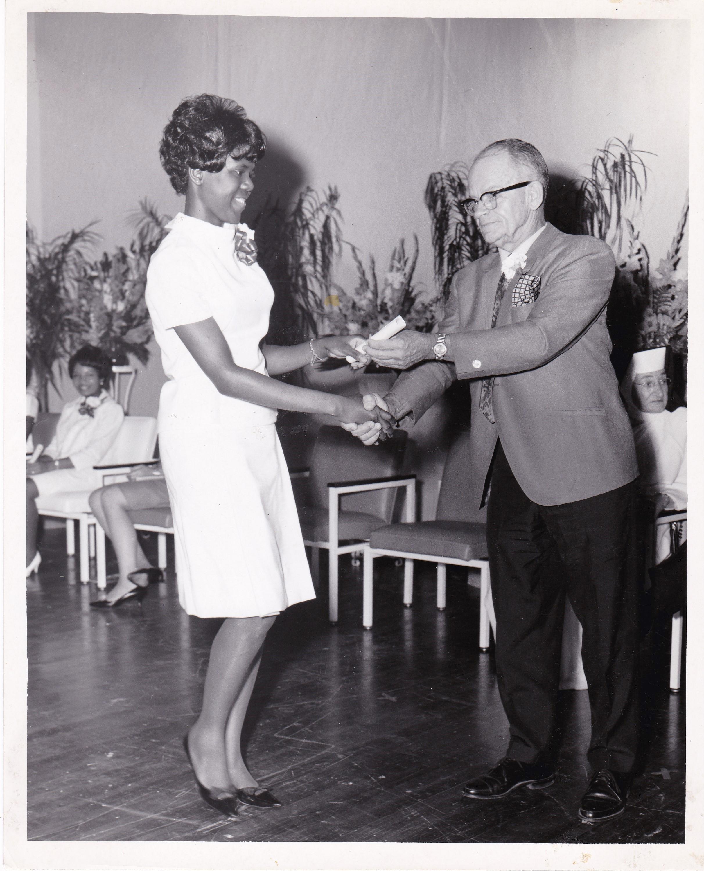 '67 Melba Calice and CJ Dugas