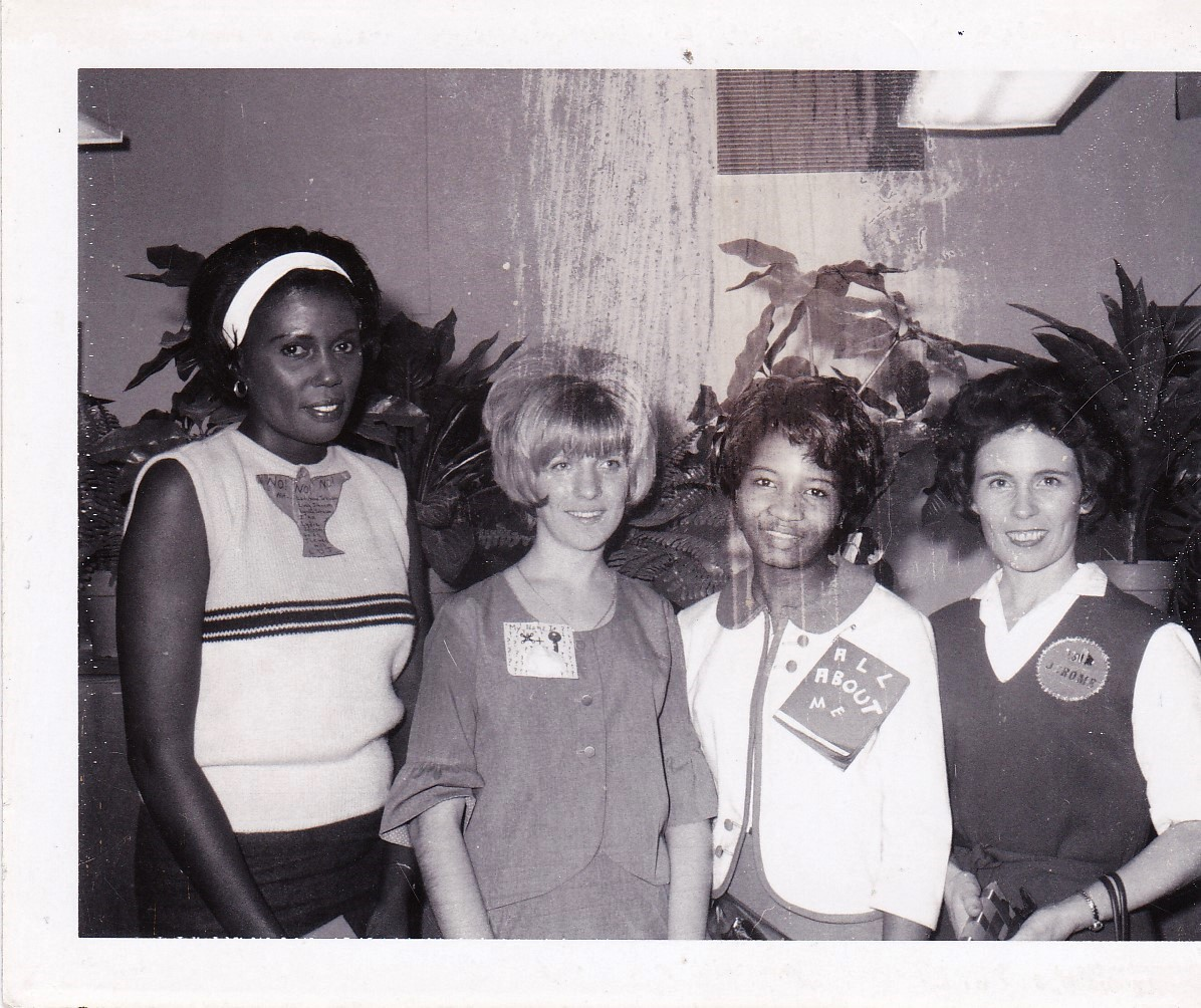 '67 Lydia Johnson, Jackie Cotton, Gloria Dean Boss and Abby Jerome
