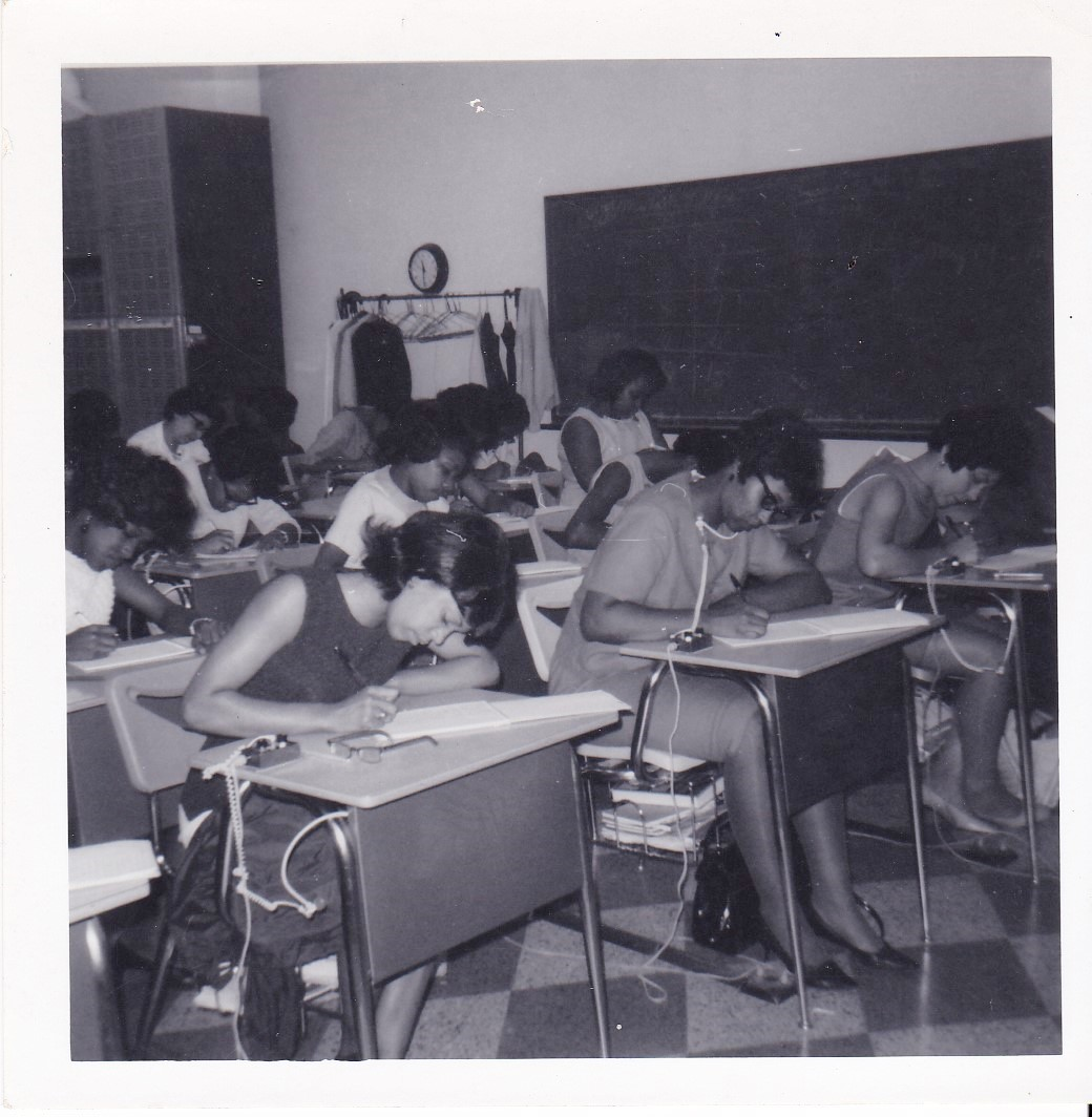 '67 Shorthand Class