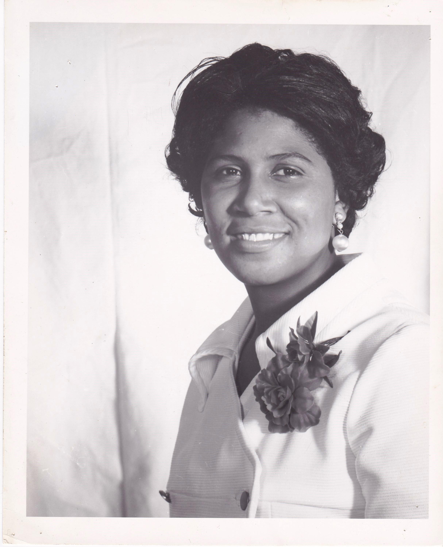 '70 Alice R. Geoffray Award - Lorraine Washington
