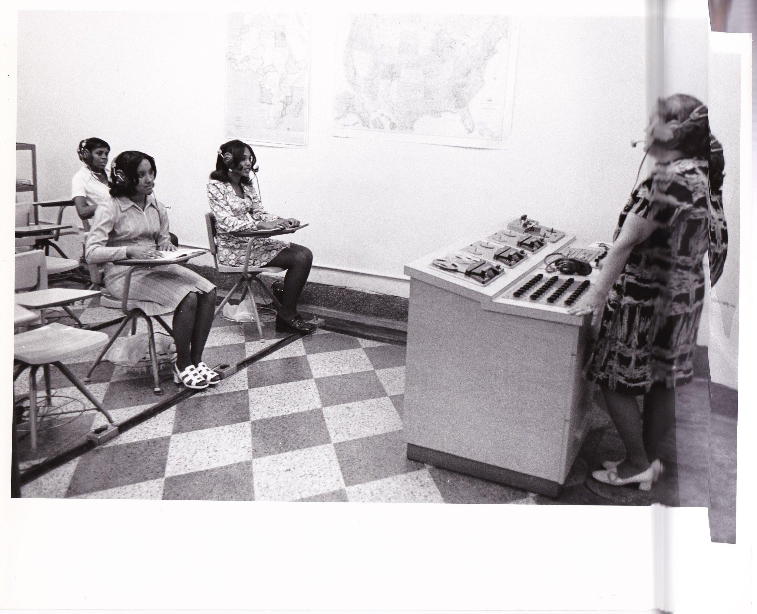 '72 Cheryl Cole, Charlene Lewis, Rachel Bridges and Alice Geoffray