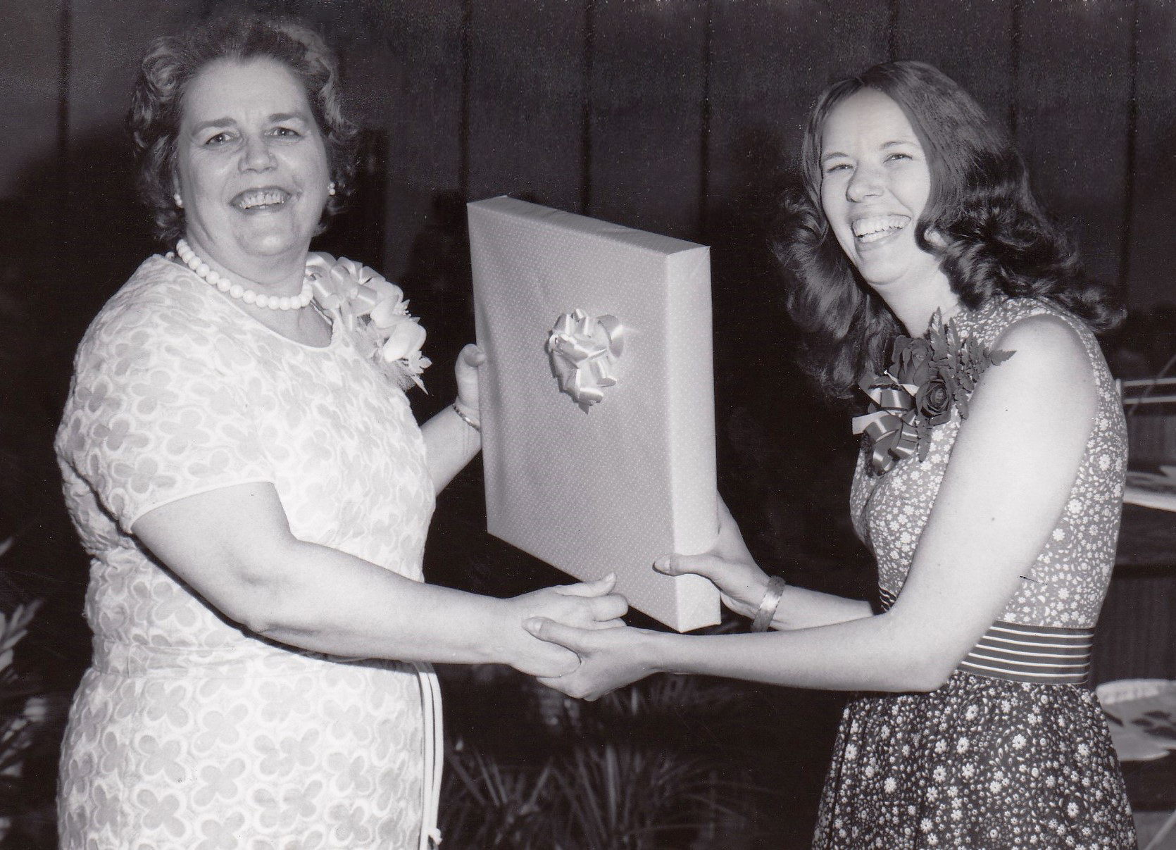 '72 Alice Geoffray and Helene Berot
