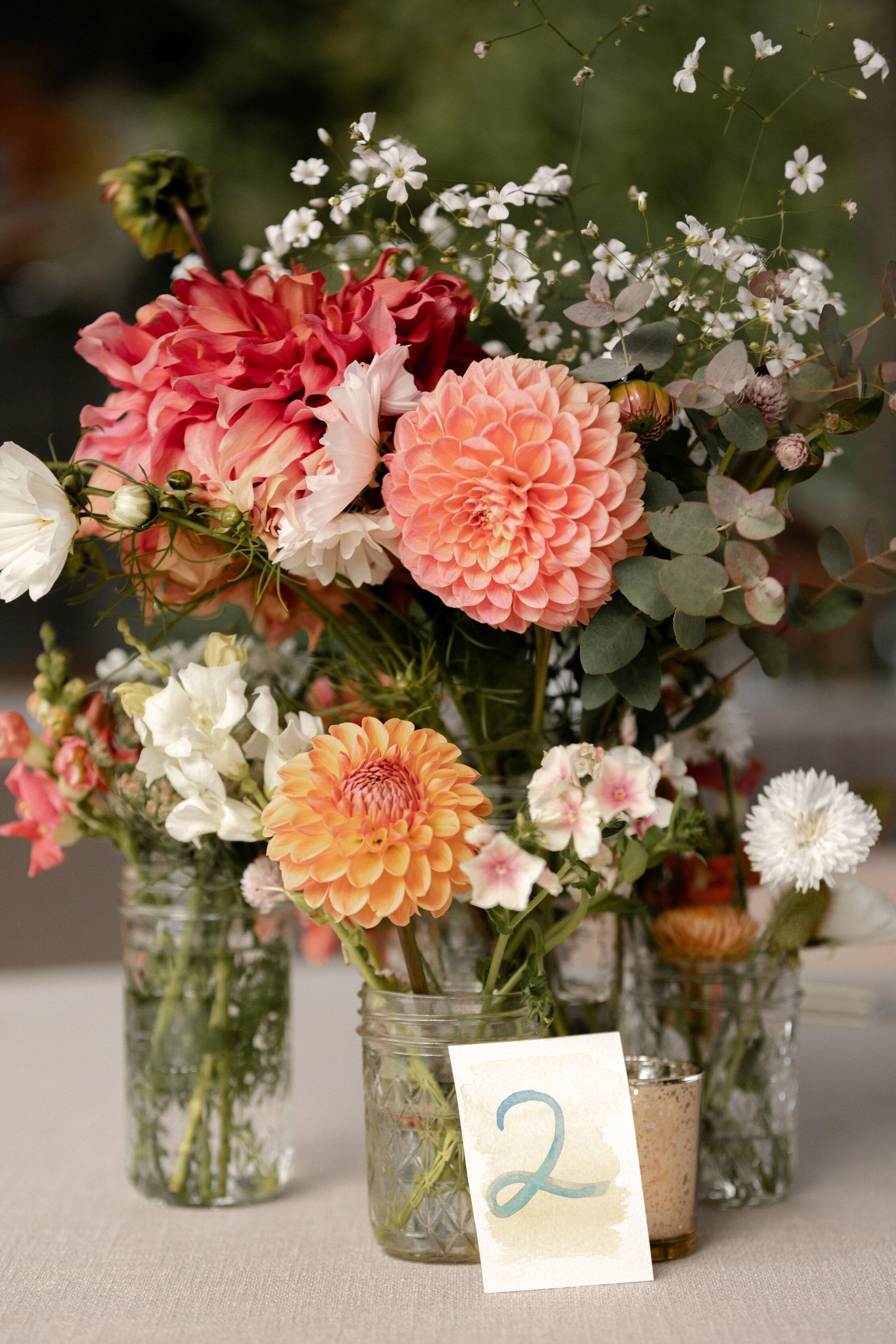 Weddings Diy Flowers Lowlands Farm