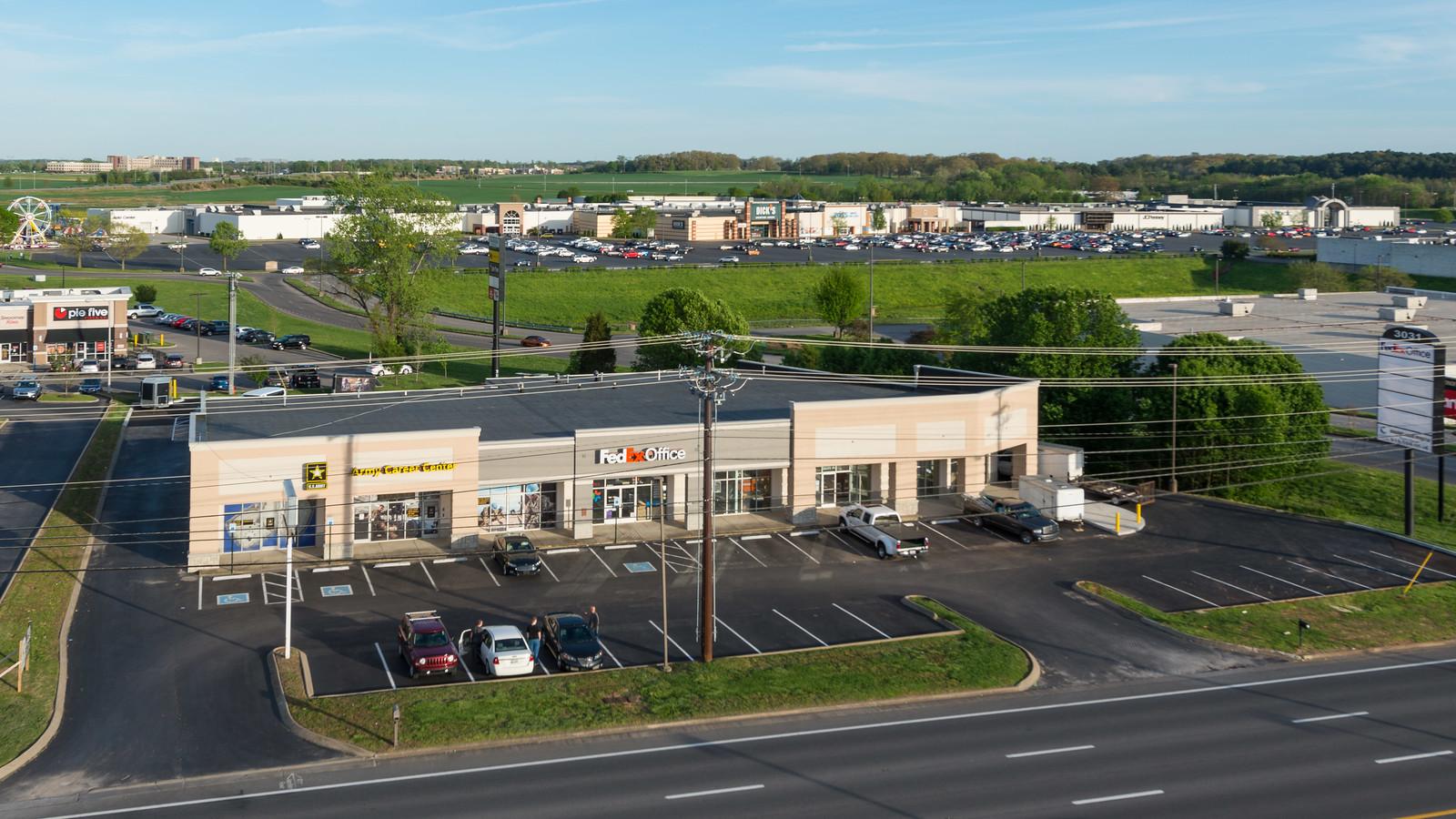 Clark Retail Center