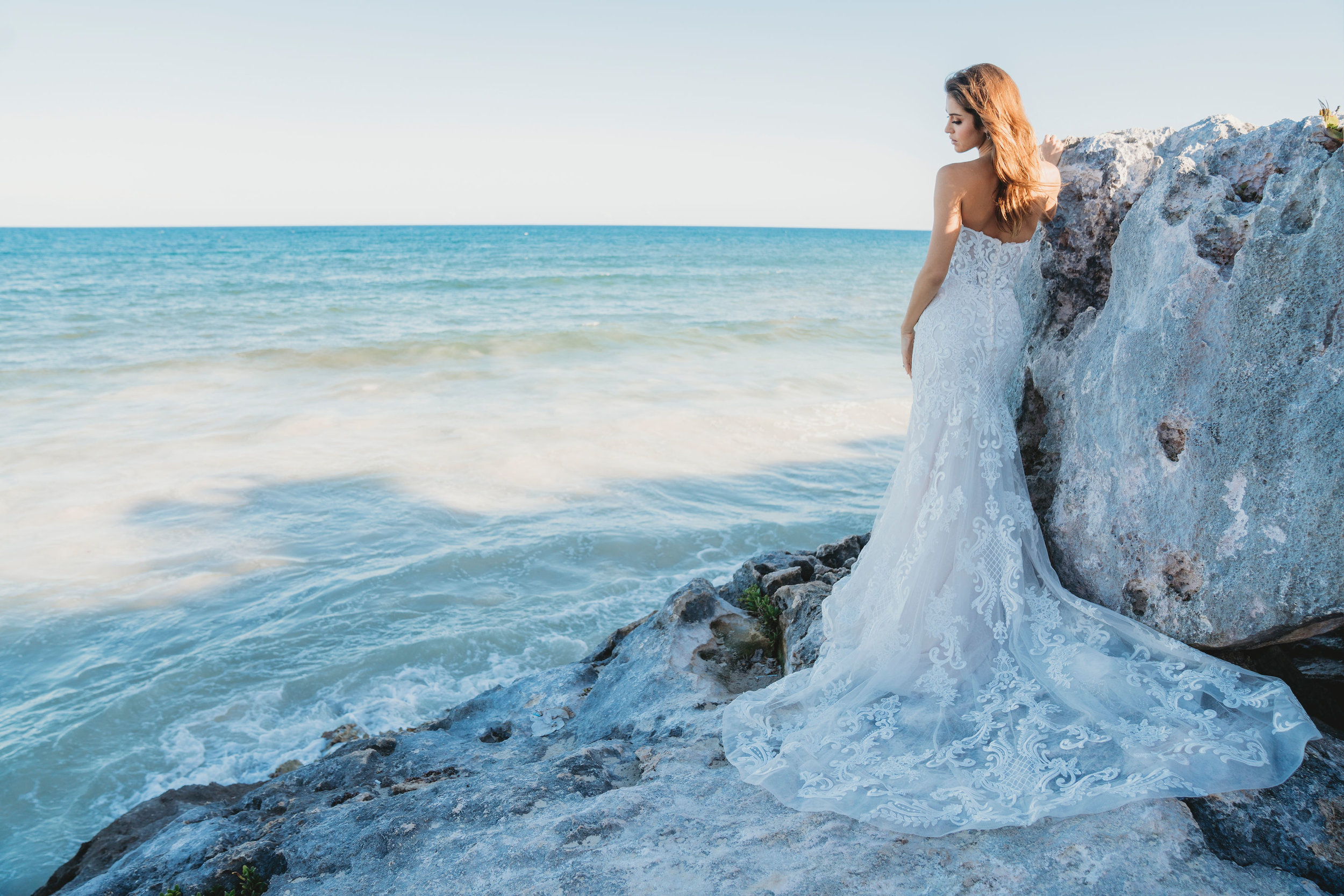 Beach — Here Comes the Bride- Wedding Dresses, Plus-Size ...