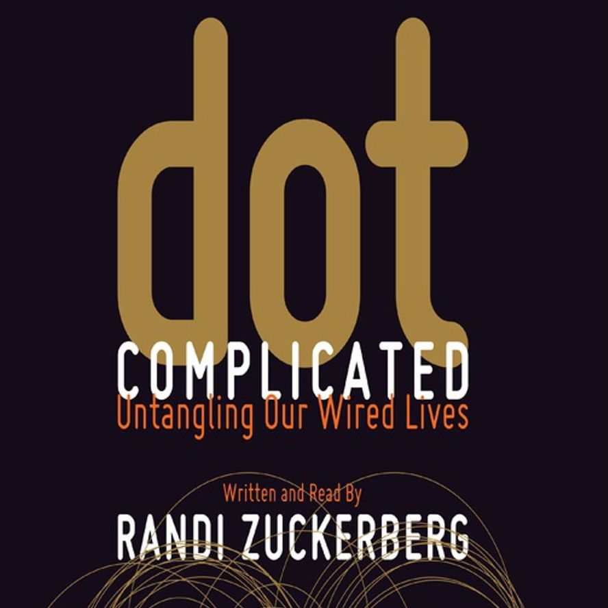 Dot Complicated - An instant New York Times Bestseller, Dot Complicated: Untangling Our Wired Lives addresses issues of privacy, online presence, networking, etiquette, and the future of social change.