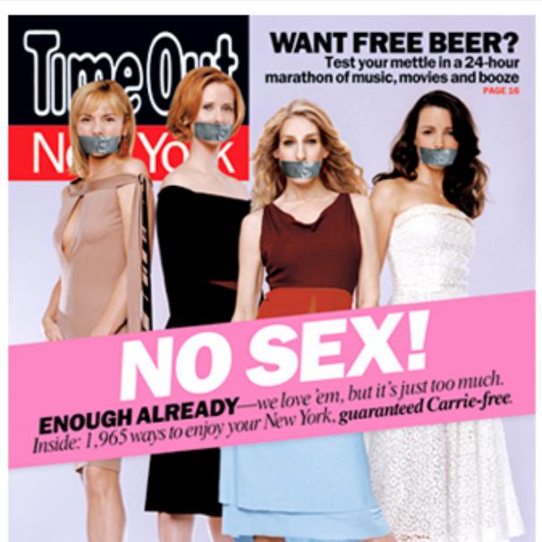 Sex & the City Controversy
