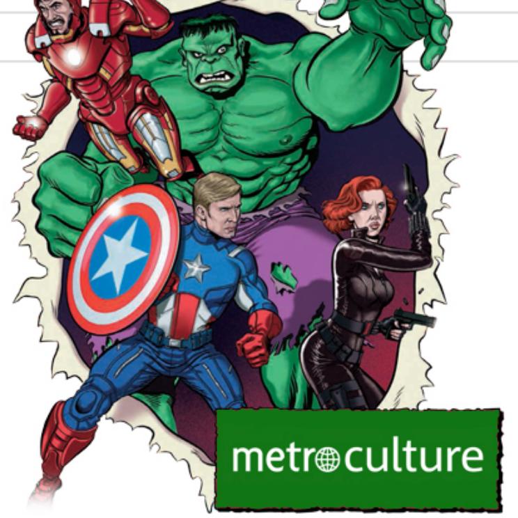 The Avengers  - mega package