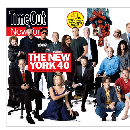 The New York 40