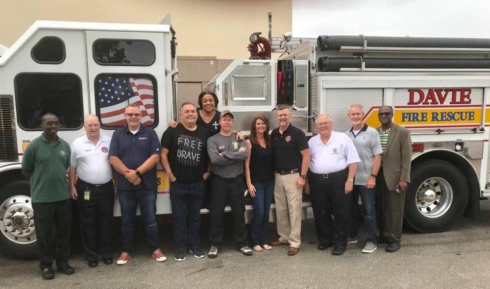 Davie Fire Rescue Chaplain Course- April 9-10, 2019