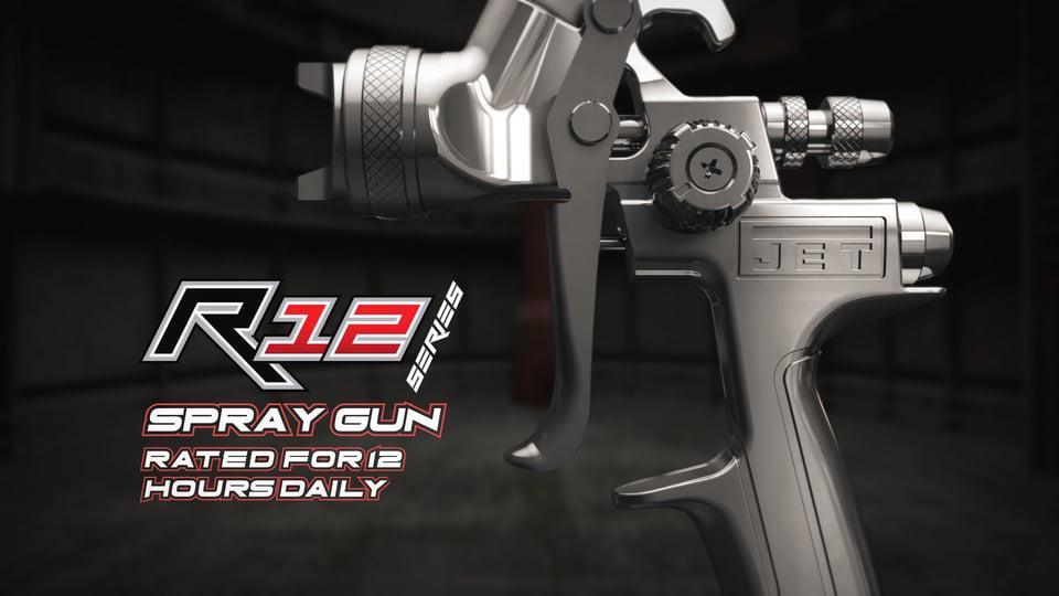 SPRAY GUN - JET