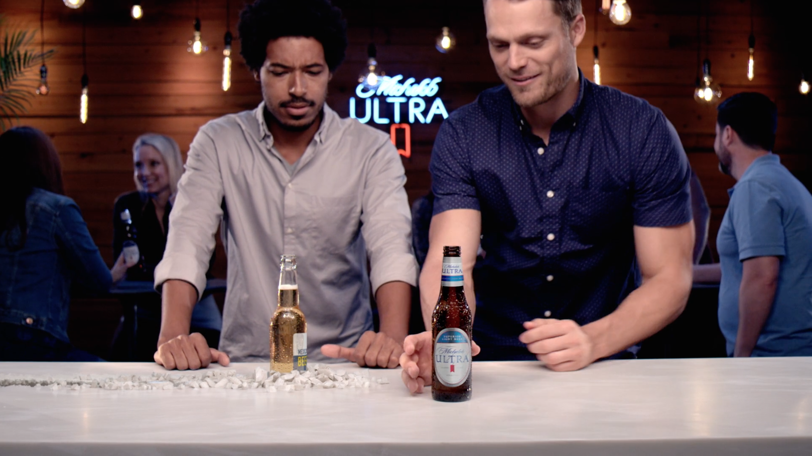HEAVY BEER - MICHELOB ULTRA