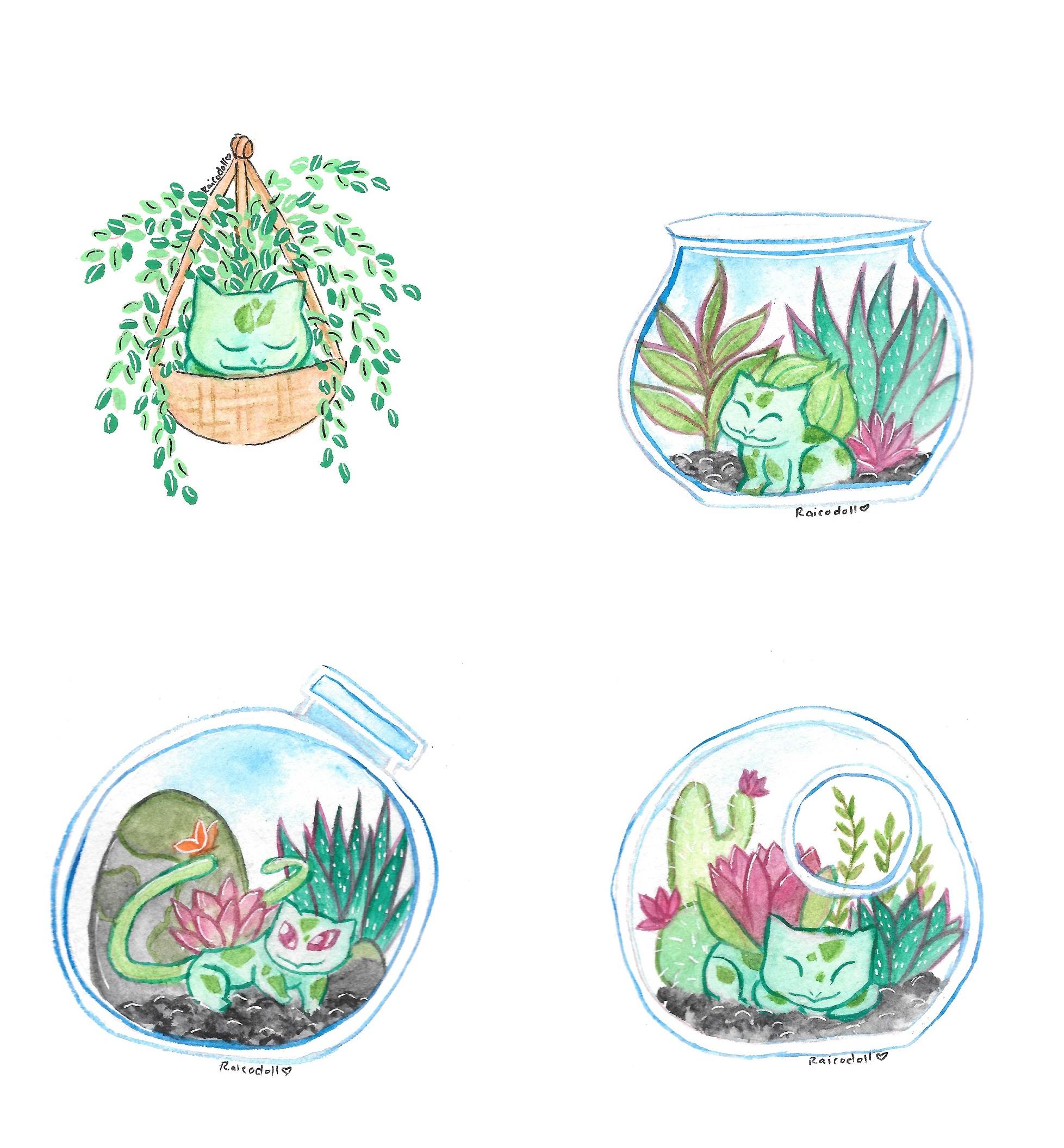 Bulbasaur terrariums.jpg