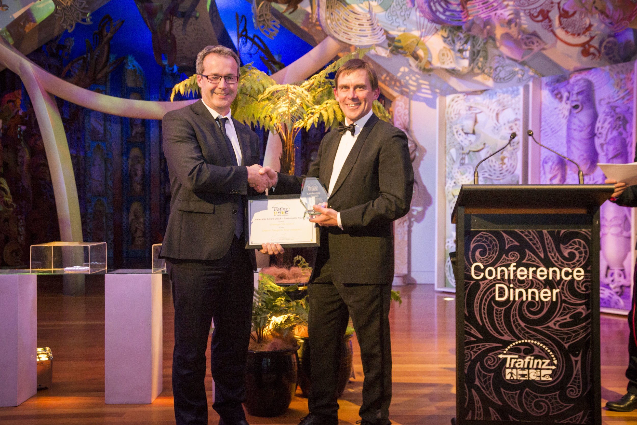 Sustainable Transport Leadership Award - Smarter Transport Choice Initiatives, Tauranga City Council