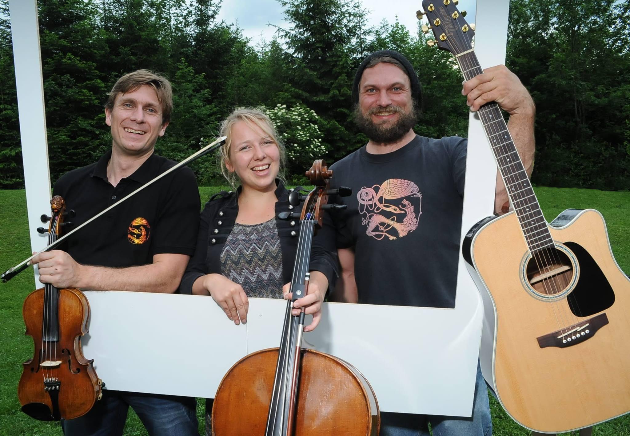 Fiddler`s Fare On Stage - Am Freitag 30.11.2018 ab 20:30kein Eintritt aber Hut.