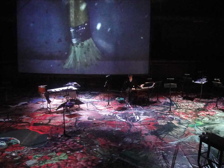 Baltasar A co-production of Slagwerk Den Haag en VocaalLab