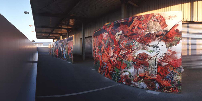 Multi-Site Paintant, 2002