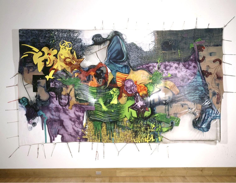 Paintant #2, 1997