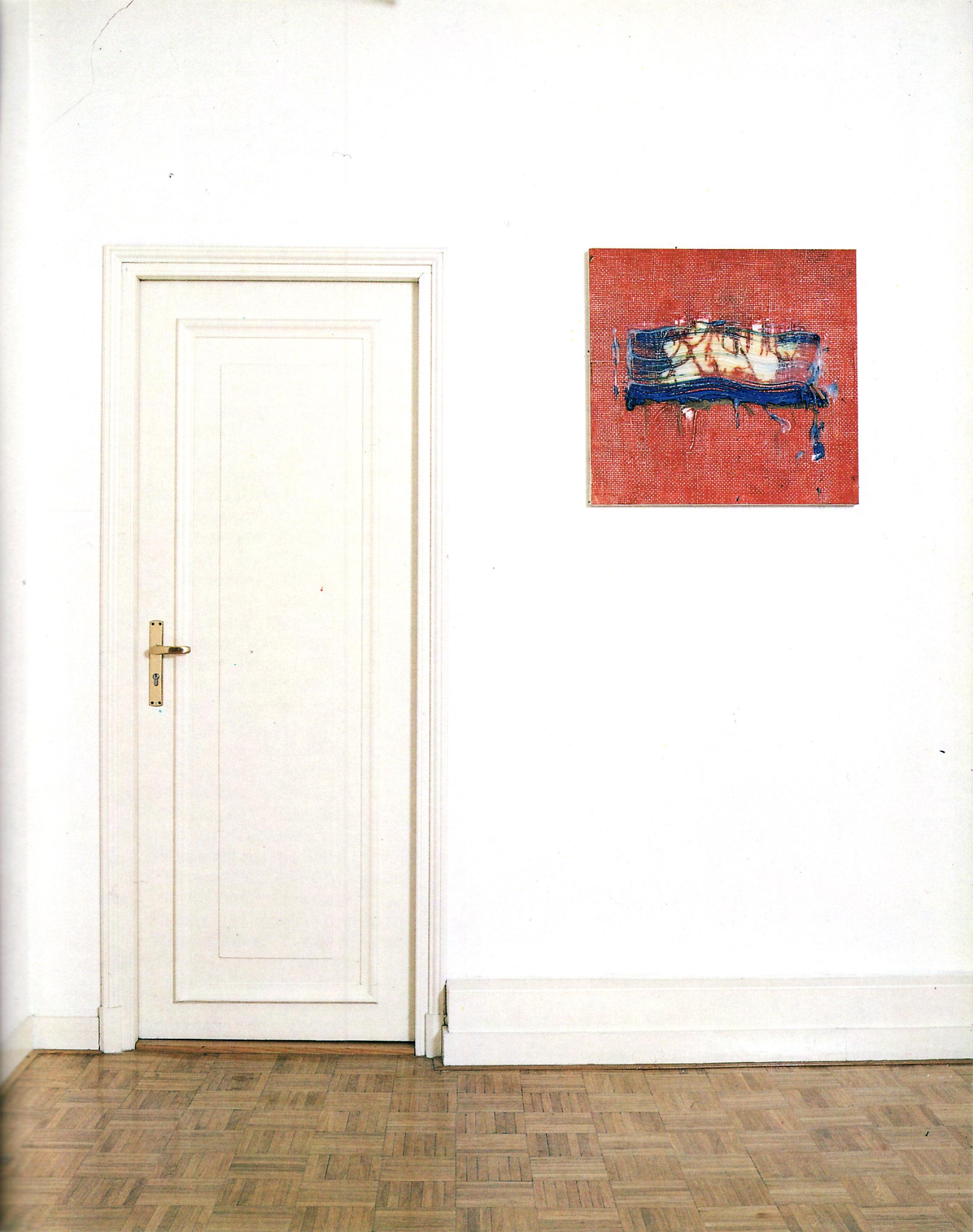 Mutual Betrayal no. 8 (Ground Activation), 1993
