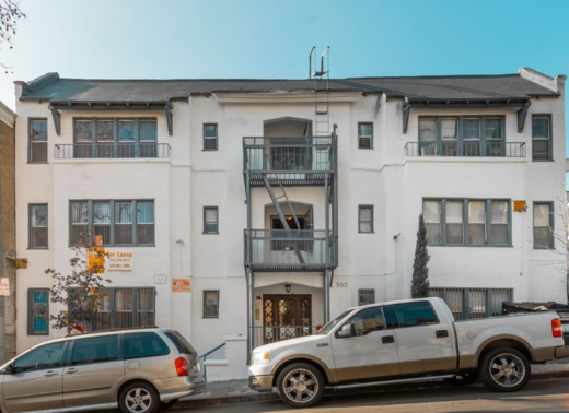 Union Ave - 36 Unit Complex in Los Angeles, CAPurchased in December 2017