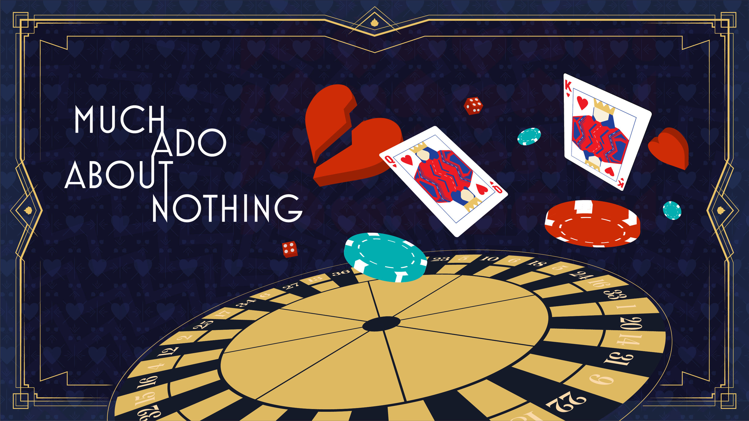 AWP: Much Ado About Nothing - Designer: Alex Cerutti