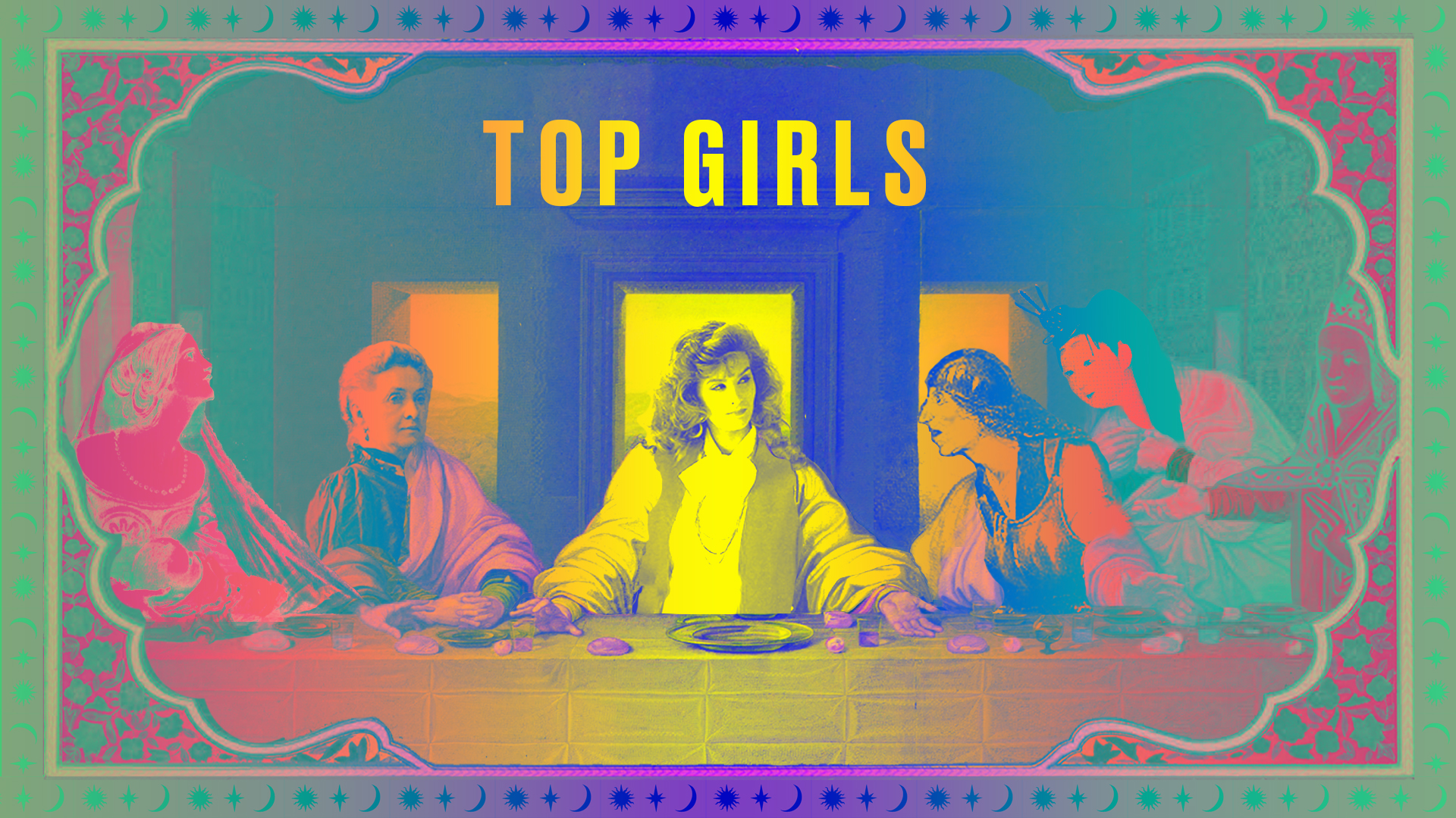Top Girls - Designer: Emma Berliner