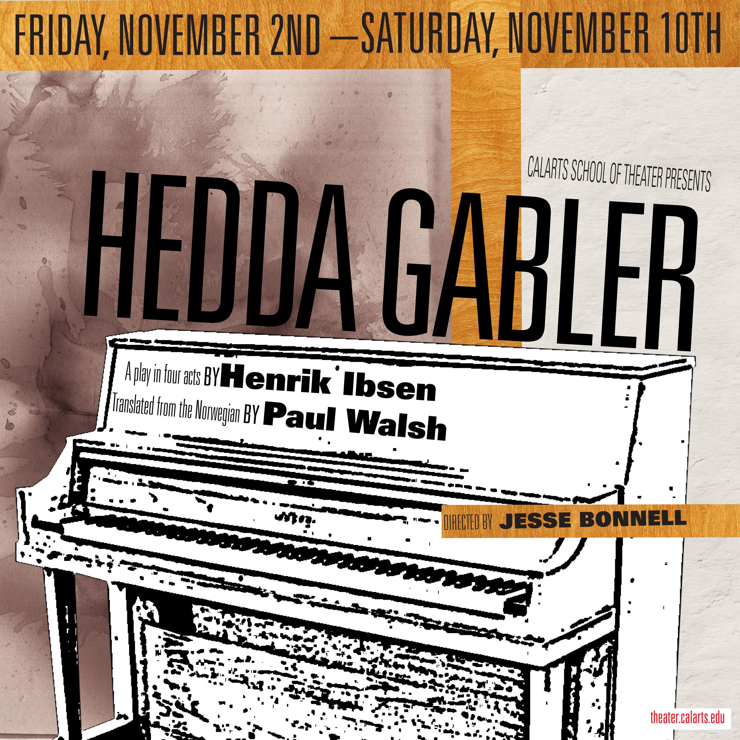 Hedda Gabler -