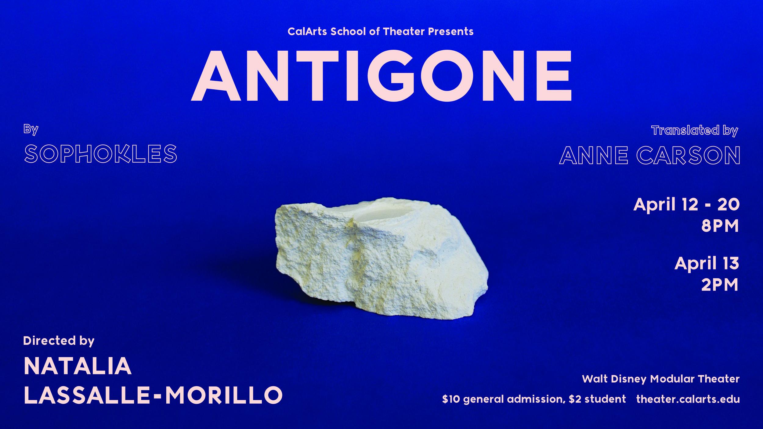 Antigone - Designer: Laura Sofía Perez