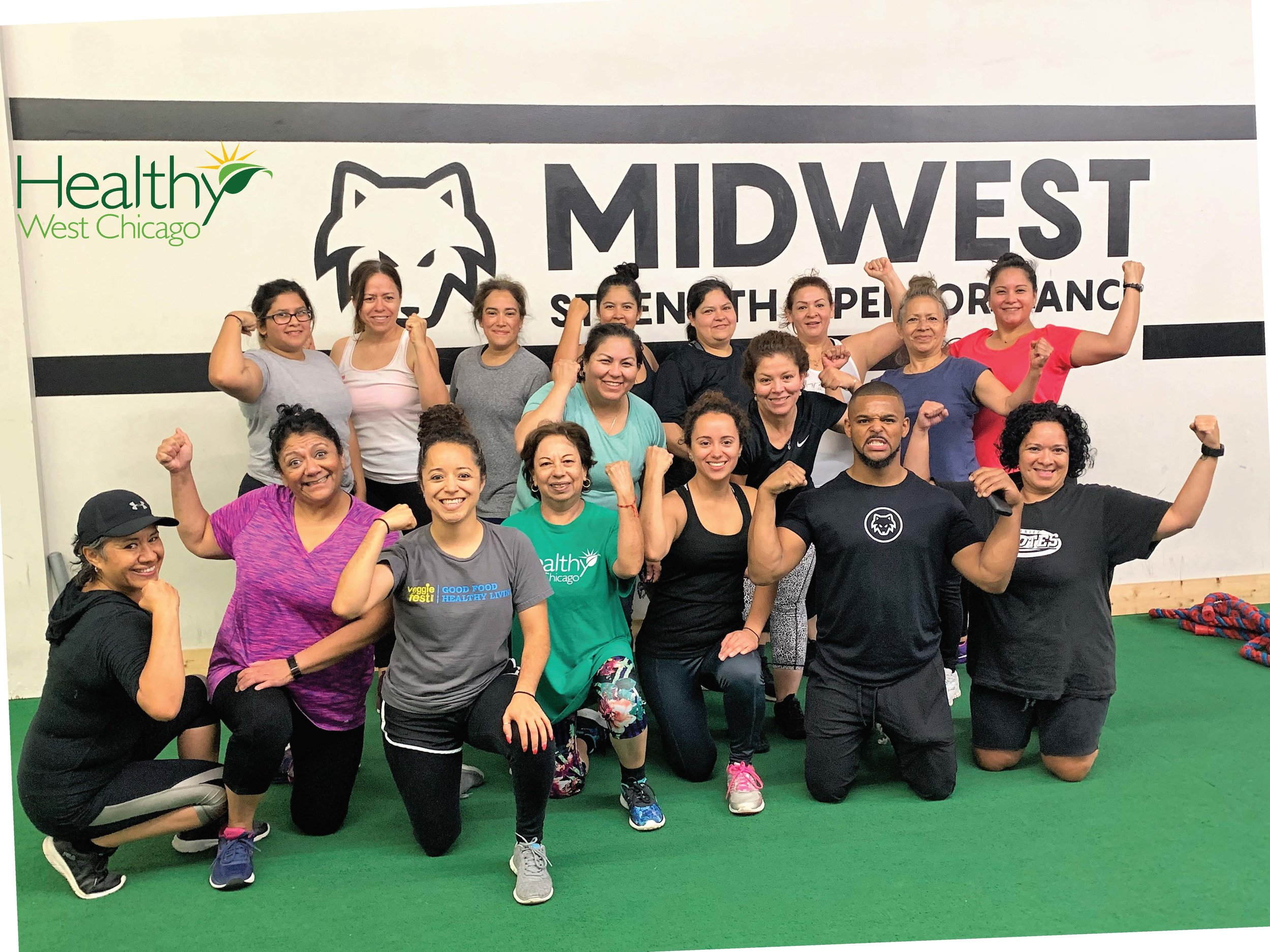 Join us every Saturday! -