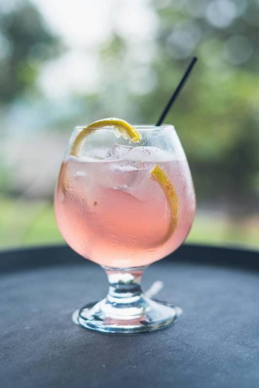 Very secret - Rum, fresh lemon juice & watermelon