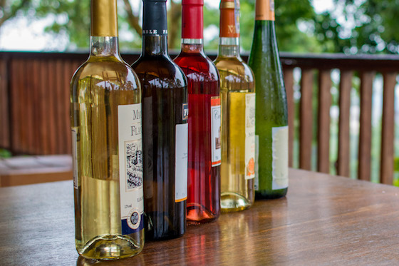 White Wine  - Bottle / BouteilleChardonnay (dry)Moelleux (sweet)Rosé