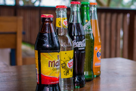 Fizzies - Coca Cola FantaSchweppesSprite