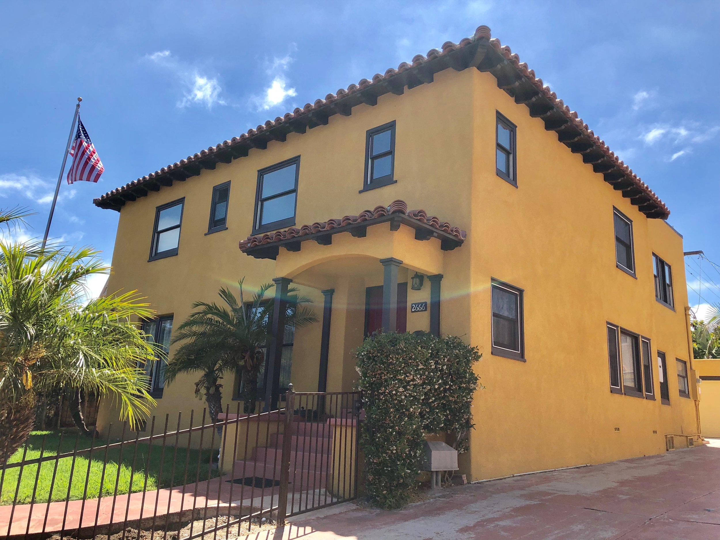 Historical Marston House (Downtown San Diego)