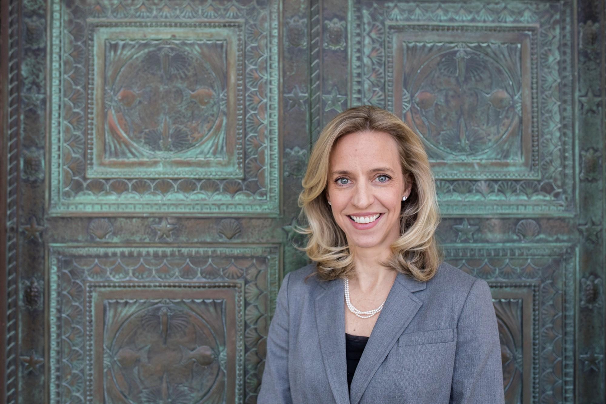 Bridget Coughlin   Chief Executive Officer at Shedd Aquarium
