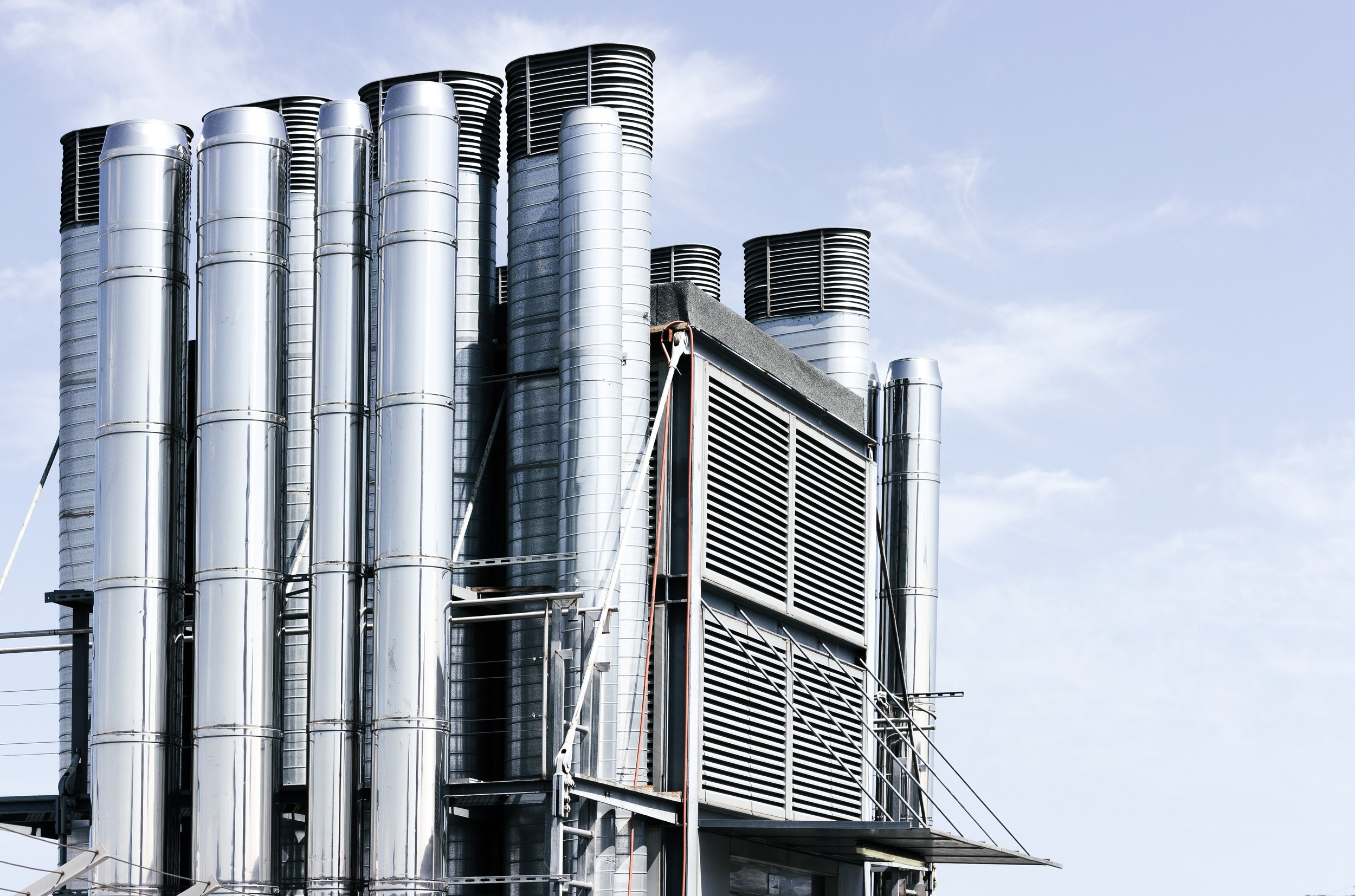 Ag-Industrial - We provide building solutions for all sectors of agriculture - nuts, seeds, grains, oils, liquids, packaging - by constructing large metal buildings, steel structures, concrete structures, processing facilities, loading docks, conveyance of commodities, and more.