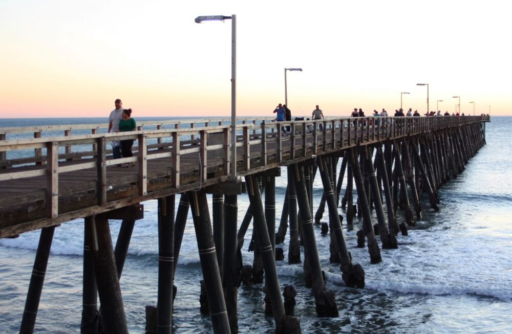 port hueneme - the friendly city by the sea