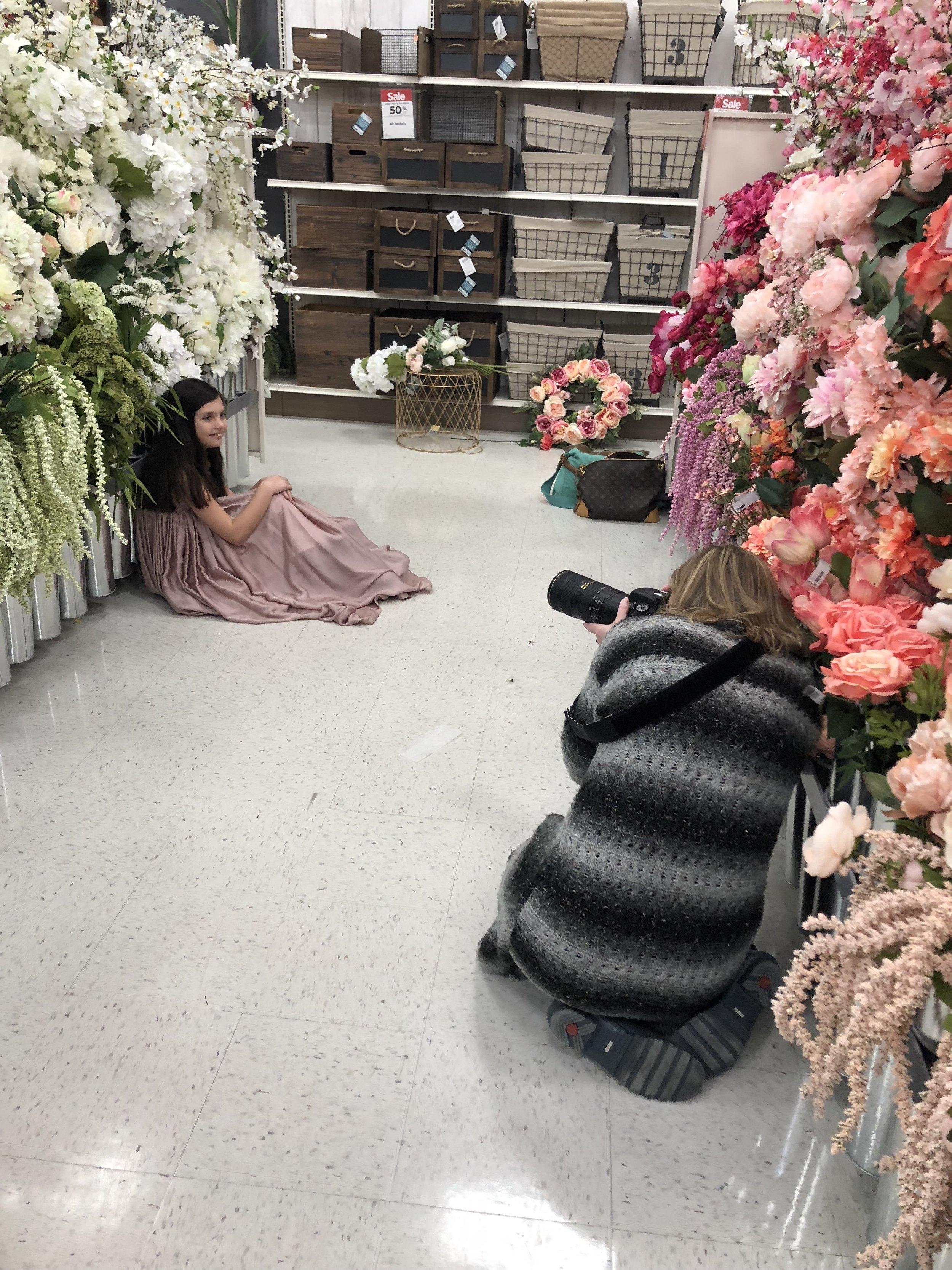 behind the scenes #michaelschallenge