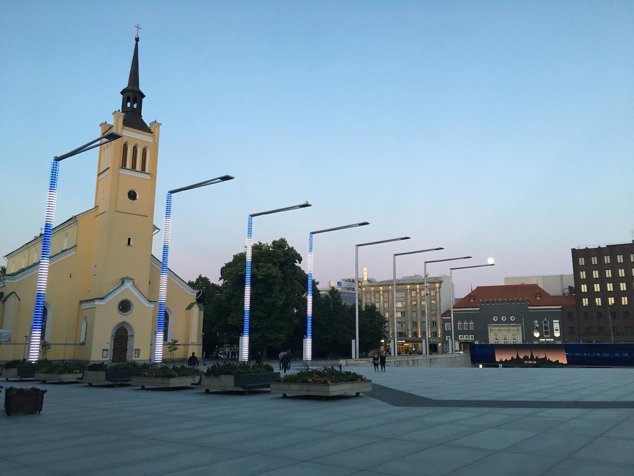 11PM in Estonia