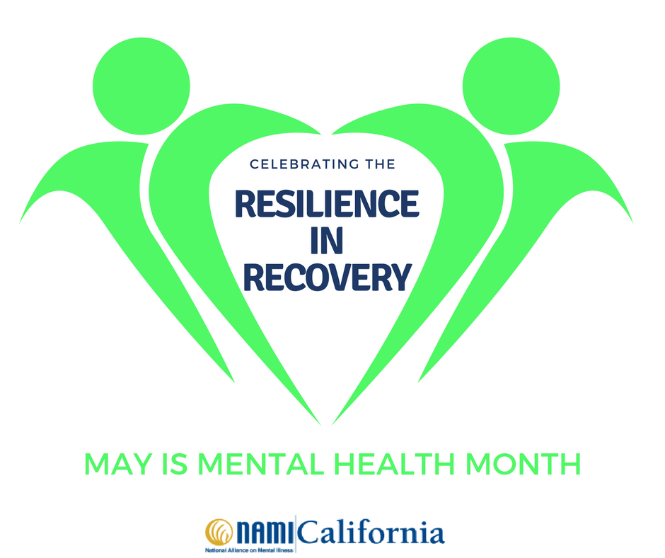 #31DaysofRecovery - We're highlighting stories and events that demonstrate the resilience in NAMI advocates and their journeys of recovery. Follow our blog to read a new entry each day this month!