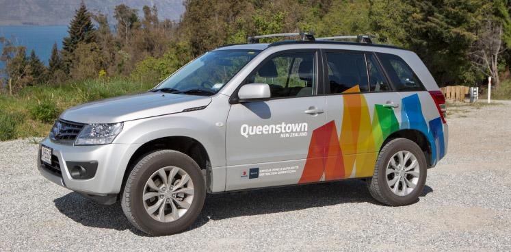 Destination Queenstown