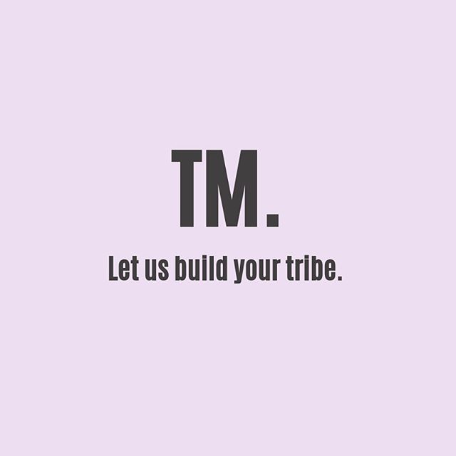 Sometimes change is necessary.  Introducing our new site and our new services (link in the bio). Let us build your tribe.  #consciousmarketing #letusbuildyourtribe #tracemarketing