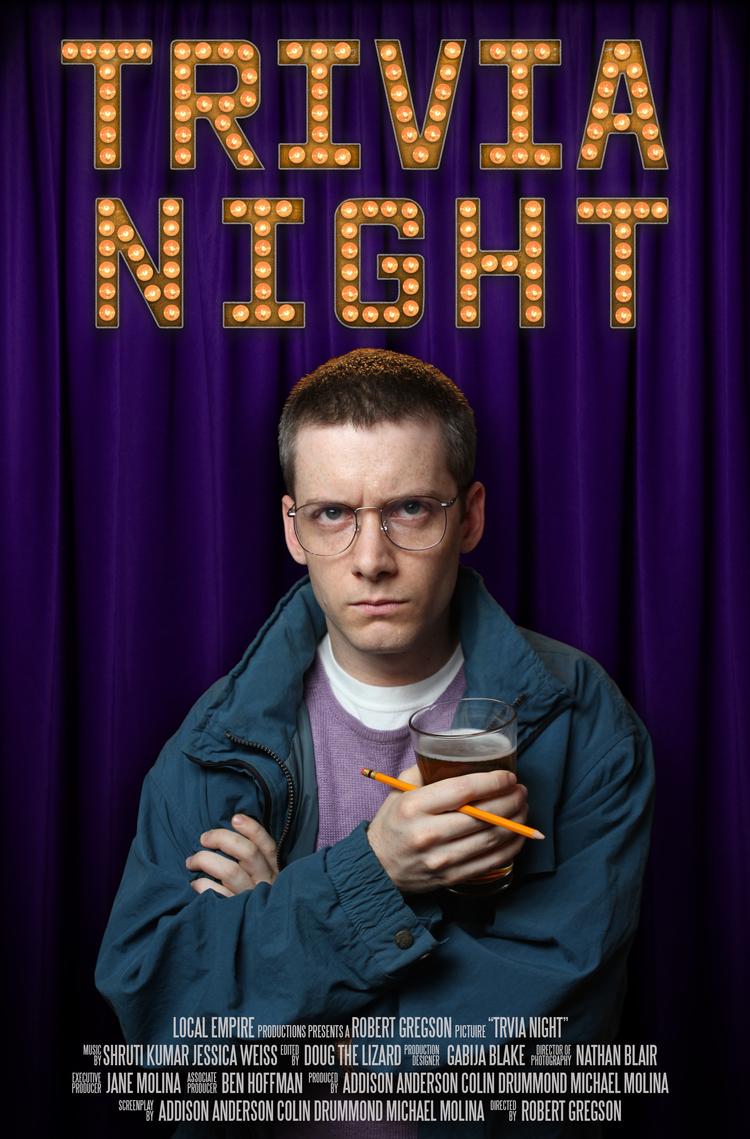 Trivia Night (Dir. Robert Gregson)