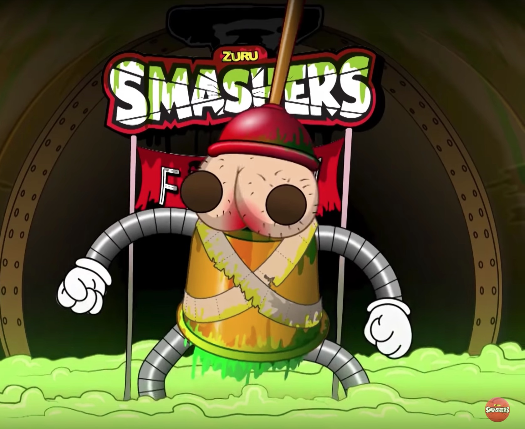 Smashers animated web series gross season 2 .jpg