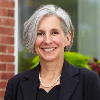 Mayor Liz Gamache