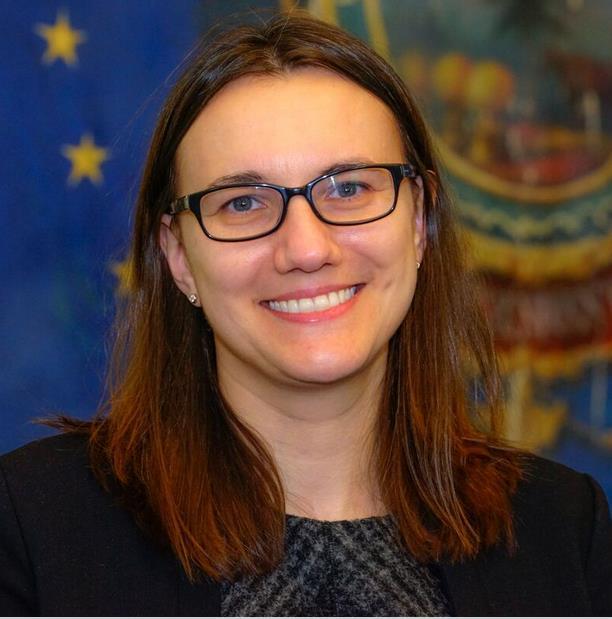 Majority Leader Jill Krowinski